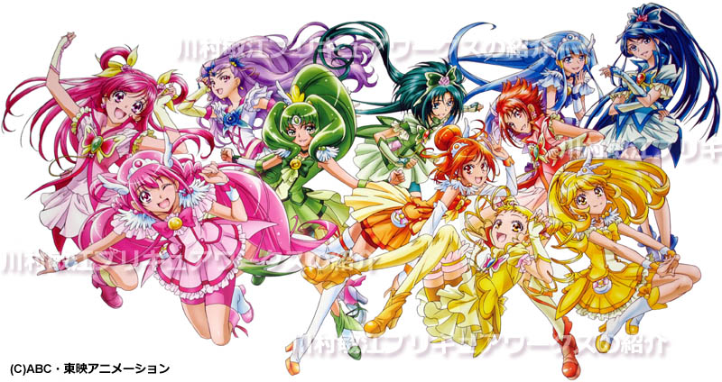 Come On プリキュアオールスターズプリキュアオールスターズdx